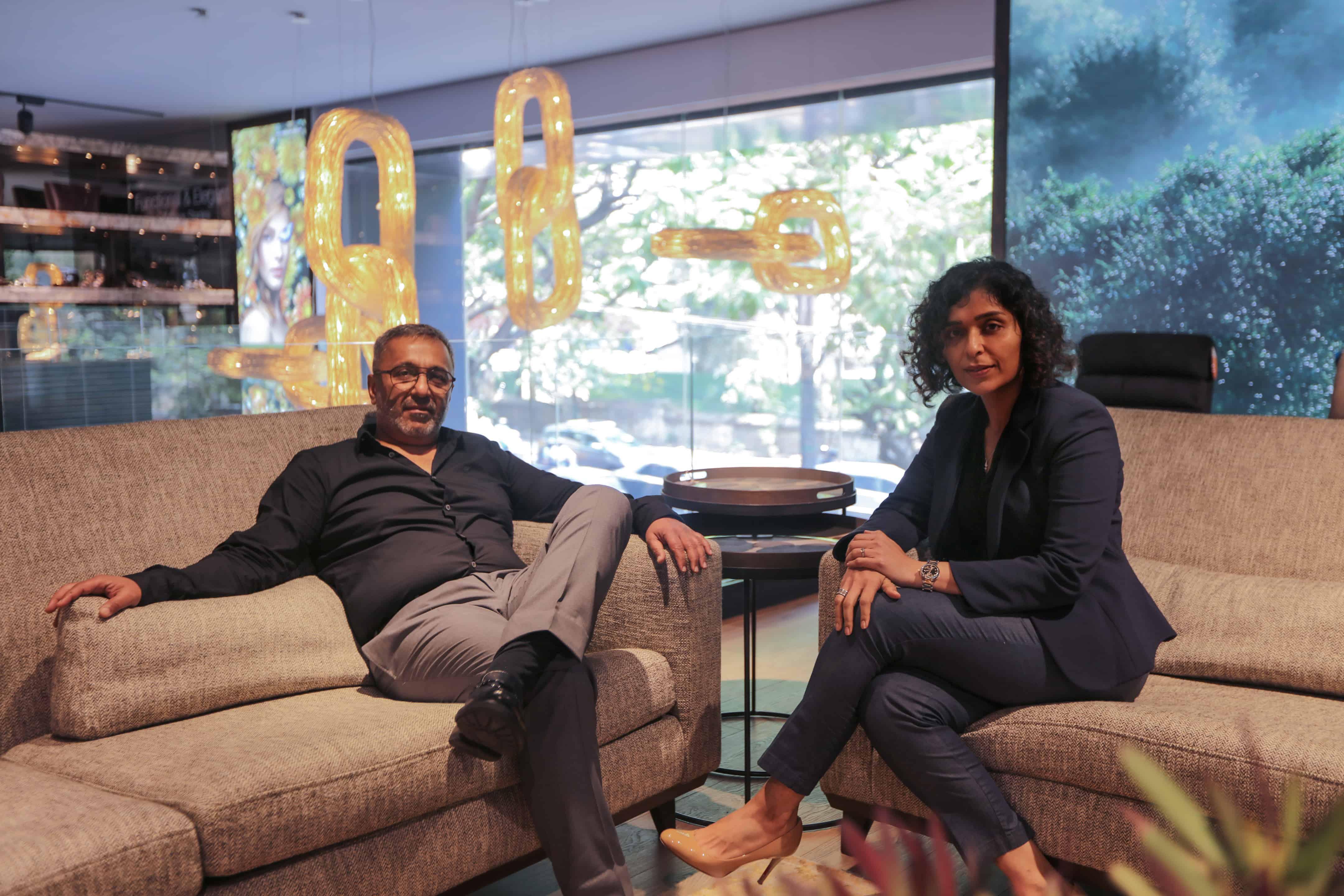 Sunil Suresh & Shubha Sunil